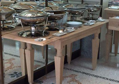 Tavolo buffet_Marelli Italia