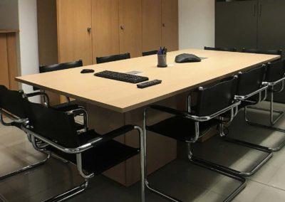 Tavolo sala riunioni_Marelli Italia