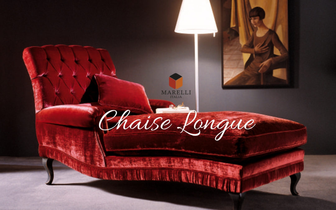 Arredo & Parole: Chaise Longue
