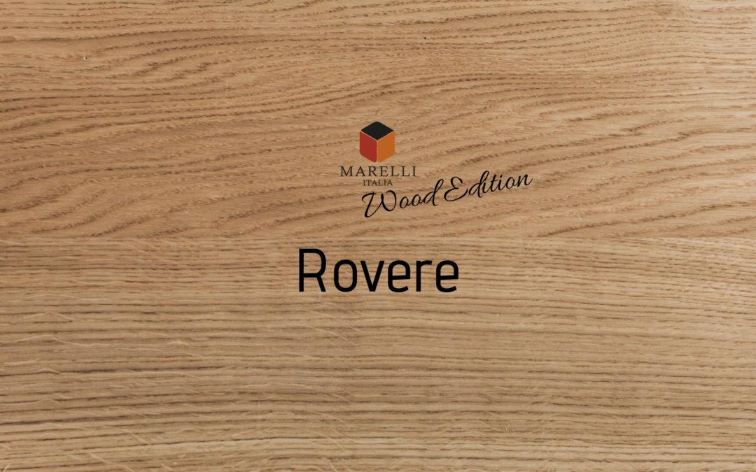 Arredo & Parole – Wood Edition: Rovere