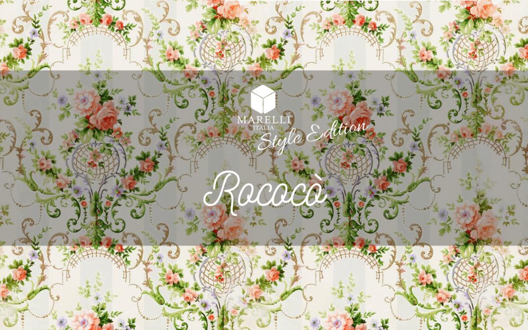 Arredo & Parole – Style Edition: Rococò