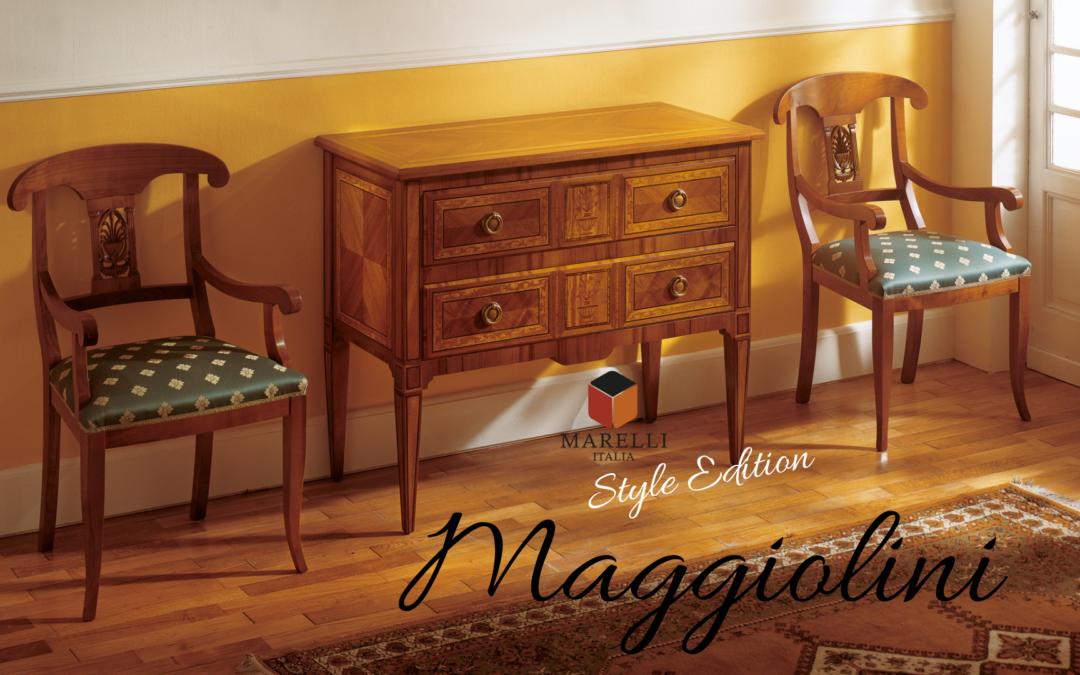 Arredo&Parole – Style Edition: Maggiolini