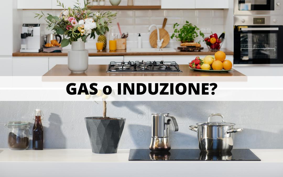 Piano cottura: Pro e Contro di Gas e Induzione