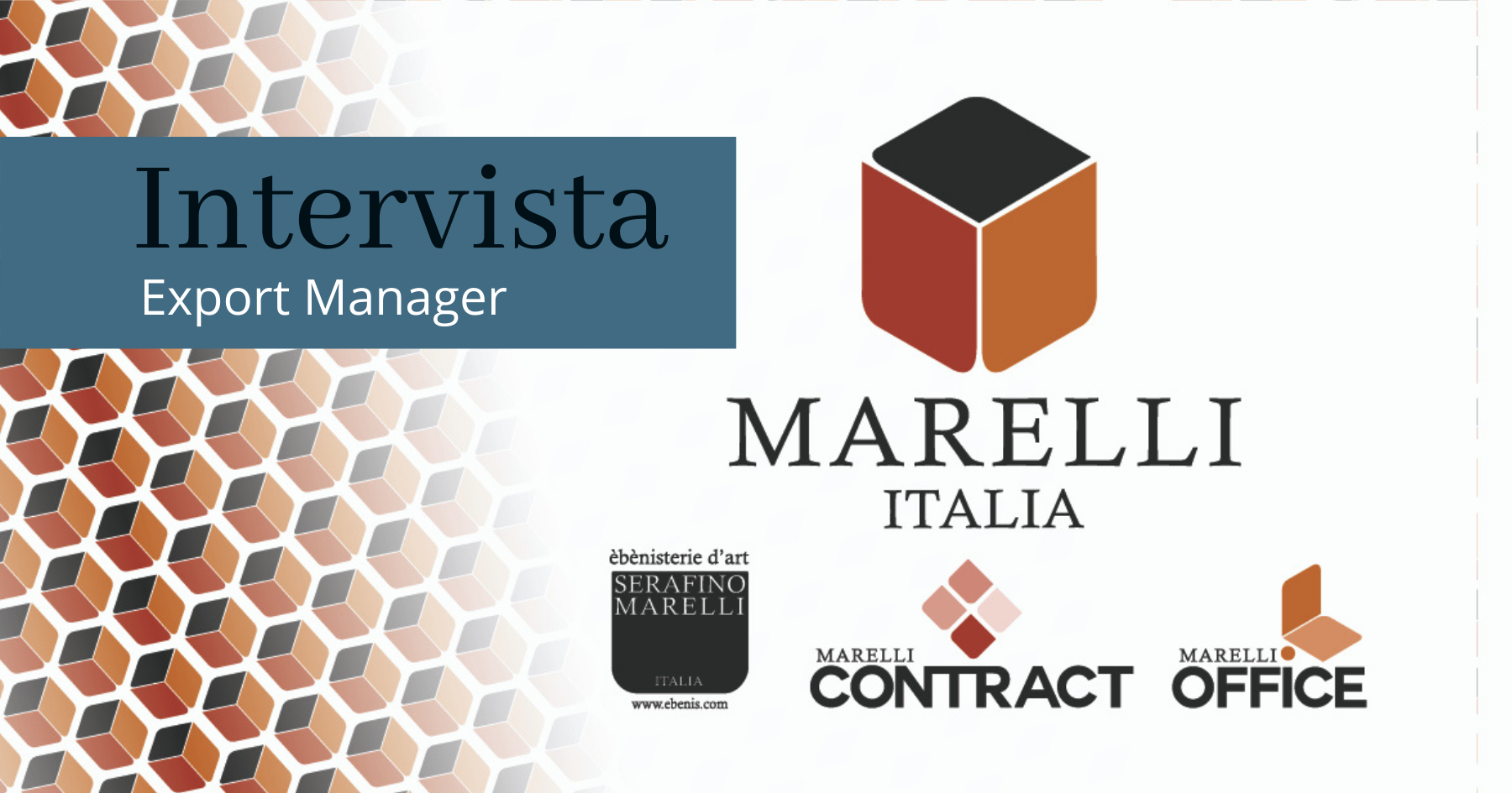 Intervista Export Manager