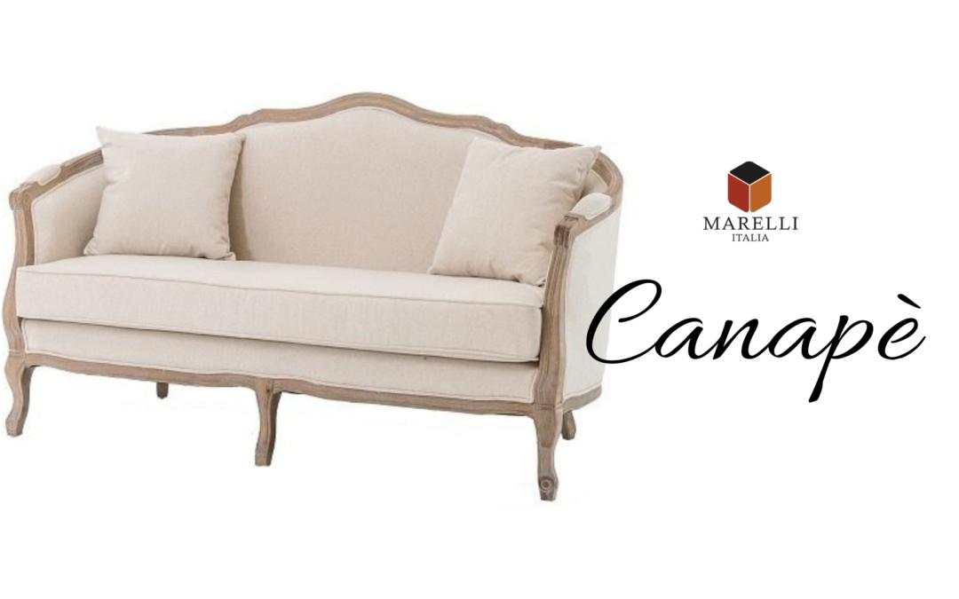 Arredo & Parole: Canapè